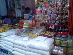 shop in haridwar market